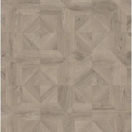 Ламинат Quick-Step Impressive Patterns Дуб Серый Тёплый Брашированный IPA 4141