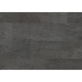 Виниловые полы Quick-Step Ambient Glue Plus Сланец Чёрный AMGP40035